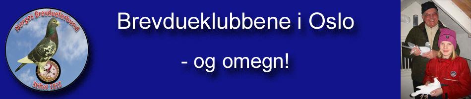 Brevdueklubbene I Oslo